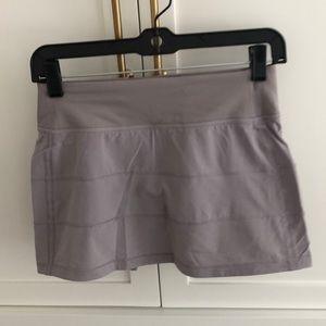 """Lululemon pace rival skirt regular length 13"""""""